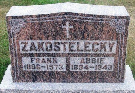 HORKEY ZAKOSTELECKY, ABBIE - Howard County, Iowa | ABBIE HORKEY ZAKOSTELECKY