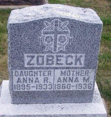 ZOBECK, ANNA R. - Howard County, Iowa | ANNA R. ZOBECK