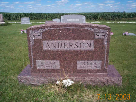 QUEARY ANDERSON, NINA A. - Humboldt County, Iowa | NINA A. QUEARY ANDERSON