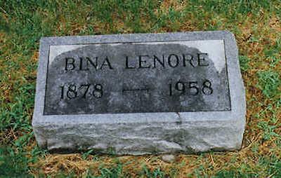 BERKHIMER, BINA LENORE - Humboldt County, Iowa | BINA LENORE BERKHIMER