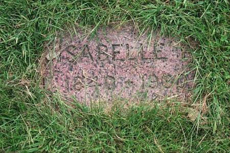 BERRIER, ISABELLE - Humboldt County, Iowa | ISABELLE BERRIER