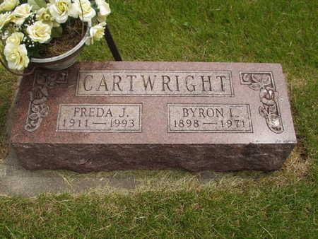 CARTWRIGHT, FREDA J. - Humboldt County, Iowa | FREDA J. CARTWRIGHT