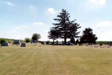 WEST ULLENSVANG, CEMETERY - Humboldt County, Iowa | CEMETERY WEST ULLENSVANG