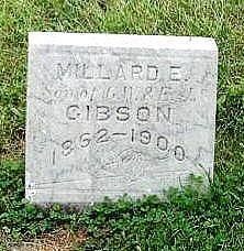 GIBSON, MILLARD EUGENE - Humboldt County, Iowa | MILLARD EUGENE GIBSON