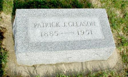 GLEASON, PATRICK - Humboldt County, Iowa | PATRICK GLEASON