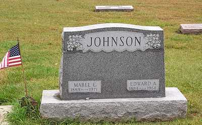 JOHNSON, MABEL E. - Humboldt County, Iowa | MABEL E. JOHNSON
