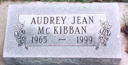 MCKIBBAN, AUDREY JEAN - Humboldt County, Iowa | AUDREY JEAN MCKIBBAN