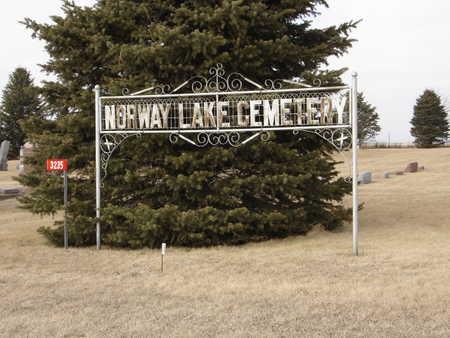 NORWAY LAKE, CEMETERY - Humboldt County, Iowa | CEMETERY NORWAY LAKE