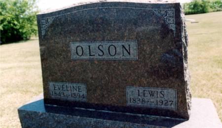 OLSON, LEWIS - Humboldt County, Iowa | LEWIS OLSON