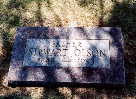 OLSON, STEWART - Humboldt County, Iowa | STEWART OLSON