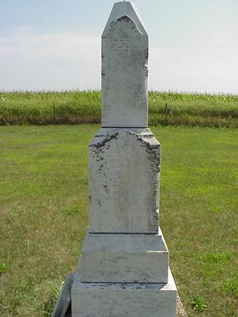 SCHOETTLER, OSCAR L. - Humboldt County, Iowa | OSCAR L. SCHOETTLER