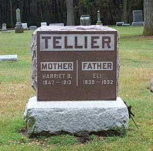 TELLIER, HARRIET B. - Humboldt County, Iowa | HARRIET B. TELLIER