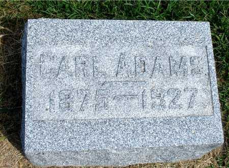 ADAMS, CARL - Ida County, Iowa | CARL ADAMS