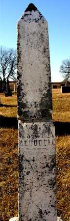 ADUDDELL, BENNY - Ida County, Iowa   BENNY ADUDDELL