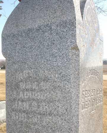 ADUDDELL, TAGY ANN - Ida County, Iowa | TAGY ANN ADUDDELL