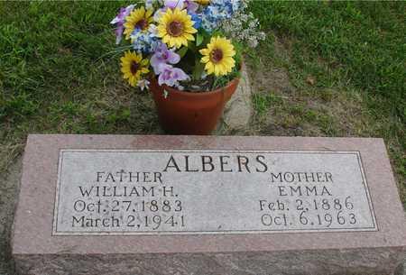 ALBERS, WILLIAM & EMMA - Ida County, Iowa | WILLIAM & EMMA ALBERS