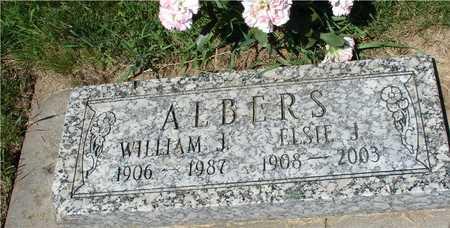 ALBERS, WILLIAM J. - Ida County, Iowa | WILLIAM J. ALBERS