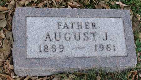 ALBERTSEN, AUGUST J. - Ida County, Iowa | AUGUST J. ALBERTSEN