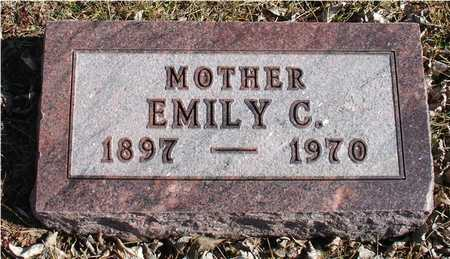 ALBERTSEN, EMILY C. - Ida County, Iowa   EMILY C. ALBERTSEN