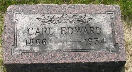 ANDERSON, CARL EDWARD - Ida County, Iowa | CARL EDWARD ANDERSON
