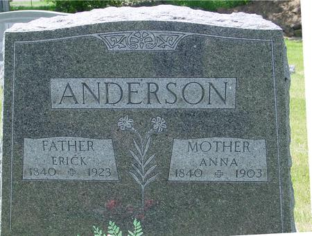 ANDERSON, ERICK - Ida County, Iowa | ERICK ANDERSON