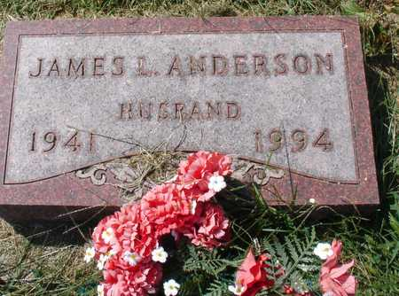 ANDERSON, JAMES L. - Ida County, Iowa | JAMES L. ANDERSON