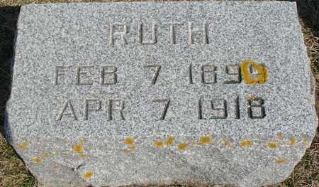 ANDERSON, RUTH - Ida County, Iowa | RUTH ANDERSON