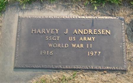 ANDRESEN, HARVEY J. - Ida County, Iowa | HARVEY J. ANDRESEN