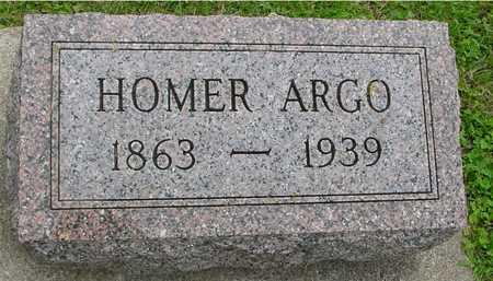 ARGO, HOMER - Ida County, Iowa | HOMER ARGO