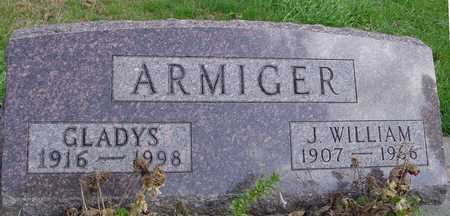 ARMIGER, J. WILLIAM & GLADYS - Ida County, Iowa | J. WILLIAM & GLADYS ARMIGER