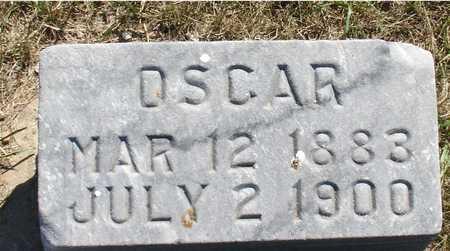 BACK, OSCAR - Ida County, Iowa | OSCAR BACK
