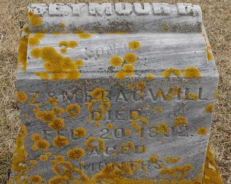 BAGWELL, SEYMOUR - Ida County, Iowa   SEYMOUR BAGWELL
