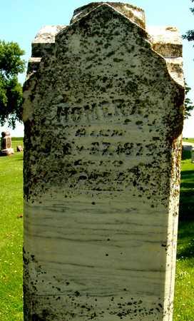 BAILEY, HOMER A. - Ida County, Iowa | HOMER A. BAILEY