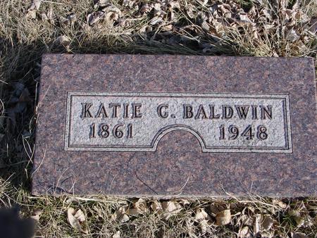 BALDWIN, KATIE G. - Ida County, Iowa | KATIE G. BALDWIN
