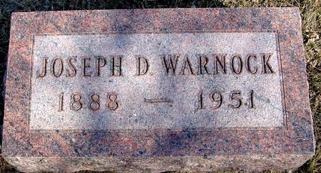 WARNOCK, JOSEPH - Ida County, Iowa | JOSEPH WARNOCK