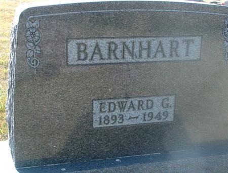 BARNHART, EDWARD G. - Ida County, Iowa | EDWARD G. BARNHART