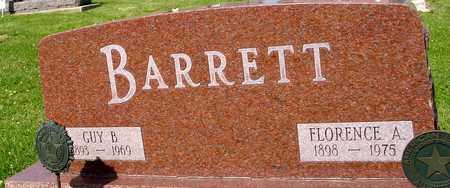 BARRETT, GUY B. - Ida County, Iowa | GUY B. BARRETT