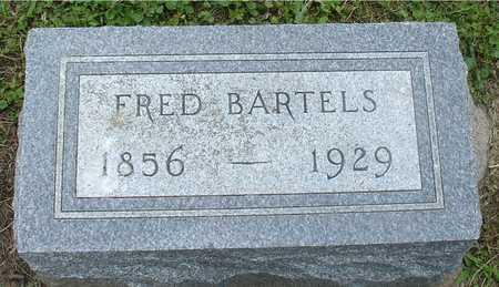 BARTELS, FRED - Ida County, Iowa | FRED BARTELS