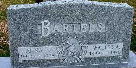 BARTELS, WALTER A. - Ida County, Iowa | WALTER A. BARTELS