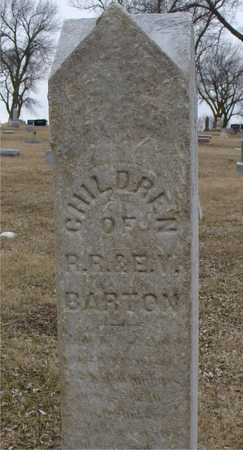 BARTON, CHILDREN - Ida County, Iowa | CHILDREN BARTON
