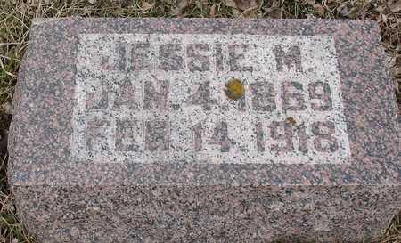 BARTON, JESSIE M. - Ida County, Iowa   JESSIE M. BARTON