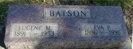BATSON, EUGENE & EVA - Ida County, Iowa | EUGENE & EVA BATSON