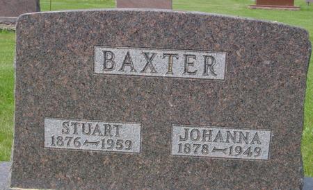 BAXTER, STUART - Ida County, Iowa | STUART BAXTER