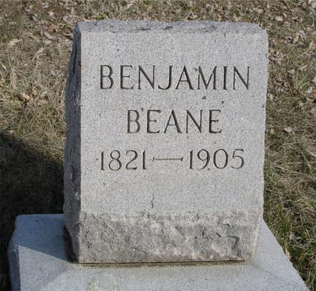 BEANE, BENJAMIN - Ida County, Iowa | BENJAMIN BEANE