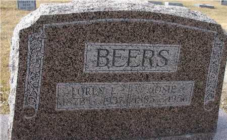 BEERS, LOREN L. & JOSIE - Ida County, Iowa | LOREN L. & JOSIE BEERS