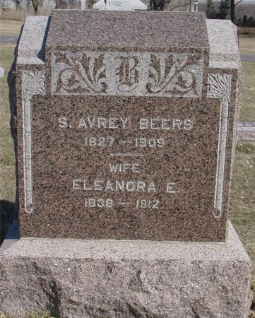 BEERS, S. AVERY & ELEANORA - Ida County, Iowa | S. AVERY & ELEANORA BEERS