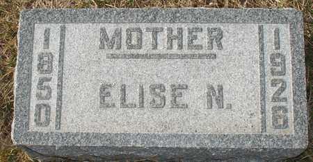 BEHN, ELISE - Ida County, Iowa | ELISE BEHN