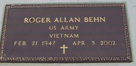 BEHN, ROGER ALLAN - Ida County, Iowa | ROGER ALLAN BEHN