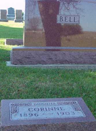 BELL, CORINNE - Ida County, Iowa   CORINNE BELL