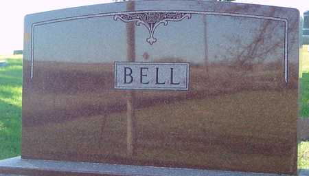BELL, FAMILY MARKER - Ida County, Iowa   FAMILY MARKER BELL